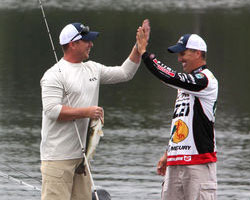 Kelly Bostian: Edwin Evers tour rewards veterans, anglers with immeasurable catch