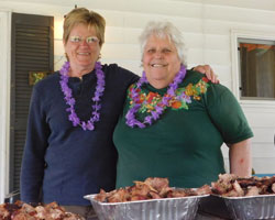 Pig Roast Helps Wounded Warriors