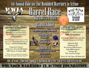 MO Barrel Race